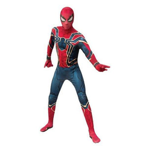 Spider-Man Costume Halloween Cosplay 3D Printed Suit