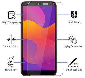 Honor 9s Tempered Glass Screen Protector Film
