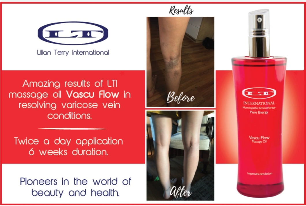 Lilian Terry Vascu Flow 100ml - Lilian Terry International