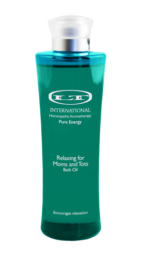 Lilian Terry Relaxing Bath oil for moms & tots - Lilian Terry International
