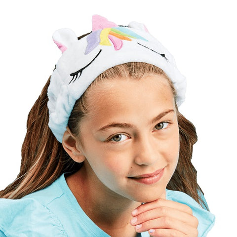 ISCREAM diadema de toalla de unicornio 880-093