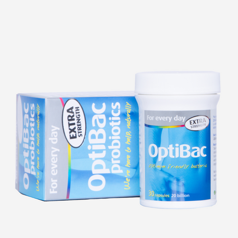 optibac probiotic glowing skin