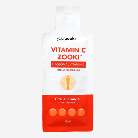 liposomal vitamin c glowing skin supplement
