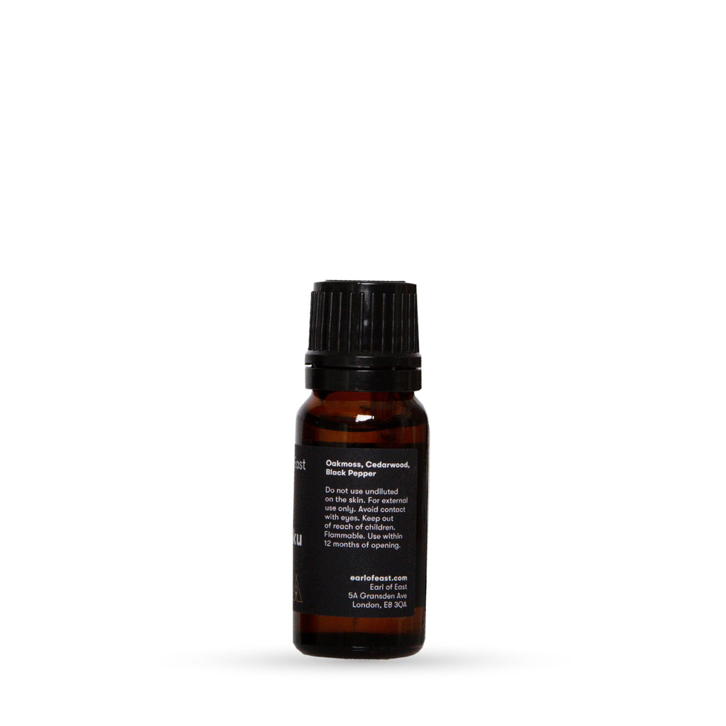 earl of east essential oil calming shinrin yoku wellness
