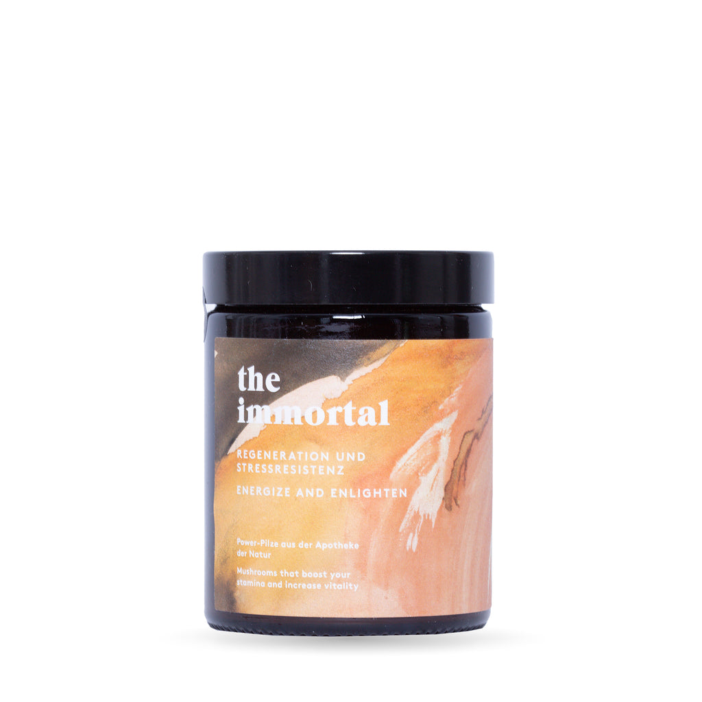The Immortal | Energise + Immunity