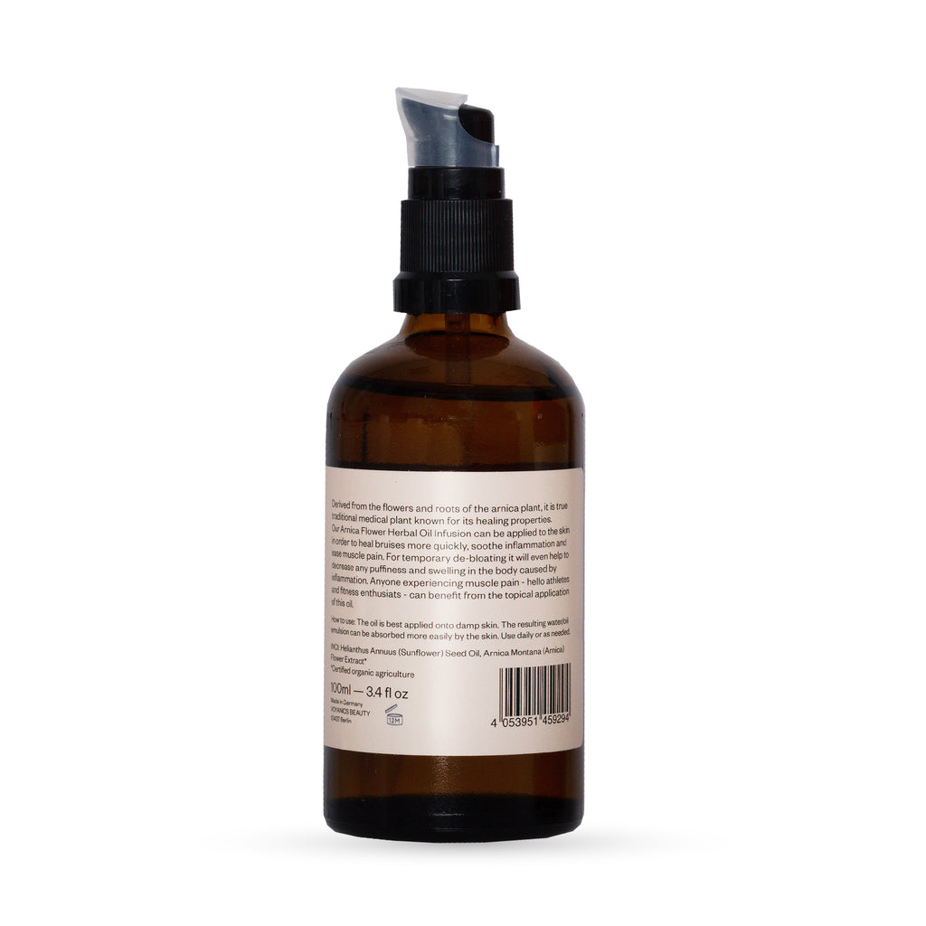 Soothing Arnica Body Oil