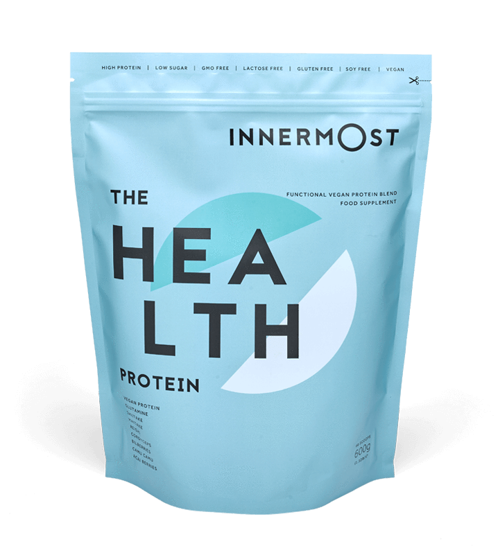 Innermost vegan protein powder plant-based protein powder sugar-free protein powder high-quality protein vanilla for fitness