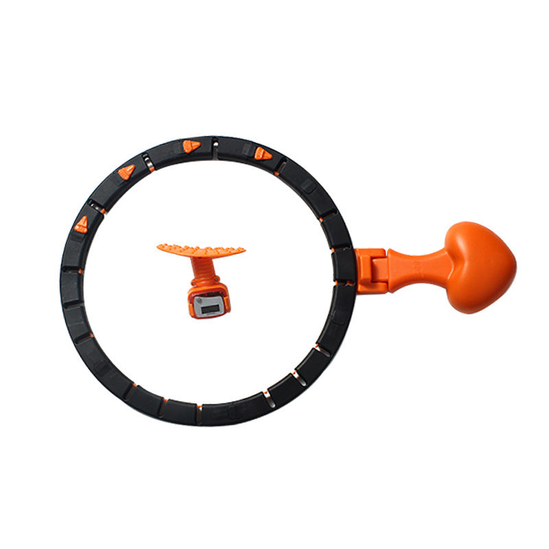 Smart Hula Hoop Fitness Auto-counting Detachable Weight - EbazoneShop
