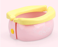 Portable Baby Infant Foldable Chamber Pots Foldaway Toilet Urinal - EbazoneShop