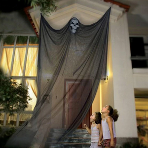 Halloween Decoration Hanging Decor Ghost Corpse 3m Cloaks Haunted House