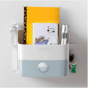 Multifunctional wall rack for cell phone storage and stand - EbazoneShop