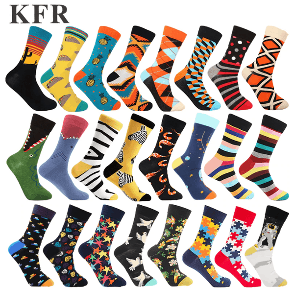 Trendy Cool Socks - Types to Know - EbazoneShop