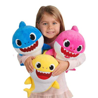 Baby Shark Singing Dancing Doll Stuffed Plush Toy - Perfect Gift