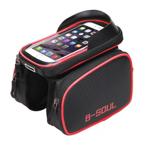Bag Bicycle Phone Front Bike Waterproof Holder Frame Tube Cycling Top Case Mount Us Mtb Pouch Handlebar Mobile Mountain - EbazoneShop