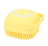 Brush Pet Comb Silicone Dog Bath Grooming Hair Massage Glove Deshedding Shower - EbazoneShop