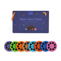 STARRY NIGHT LIGHT MULTIFUNCTIONAL STORY PROJECTOR - EbazoneShop