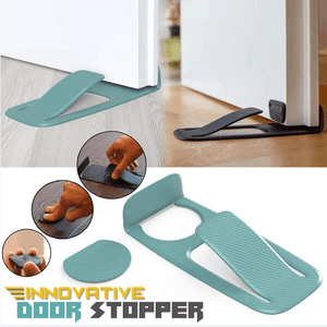 Door Stops Baby Safe Door Stopper Wedge Wedges Protection Durable - EbazoneShop