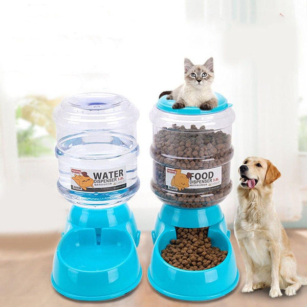 Automatic Water Dispenser,Dog, Cat Water, Food - EbazoneShop