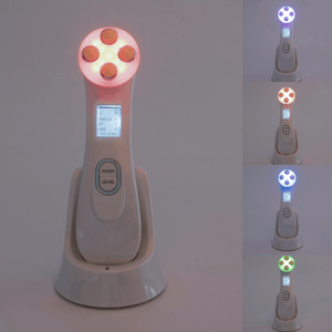 Facial Massager, Beauty Device, LED Light Therapy Care Facial - EbazoneShop