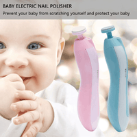 Electric nail trimmer for babies and children - EbazoneShop