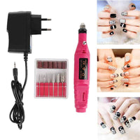 Electric Nail Polisher For Carving, Polishing, Sculpting..