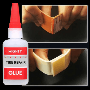 Mighty Tyre Repair Glue Tire Puncture Sealant Glue Car Bike Tyre Repair Patch - EbazoneShop