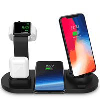 Docking station 4 in 1 Wireless charging stand for all devices - EbazoneShop