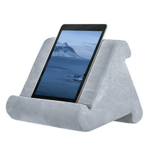 Device / book stand cushion with 3 different viewing angles for maximum comfort - EbazoneShop