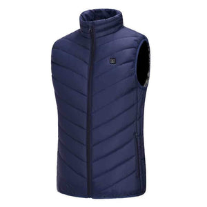 Smart vest with heating technology that will keep you warm all winter - EbazoneShop