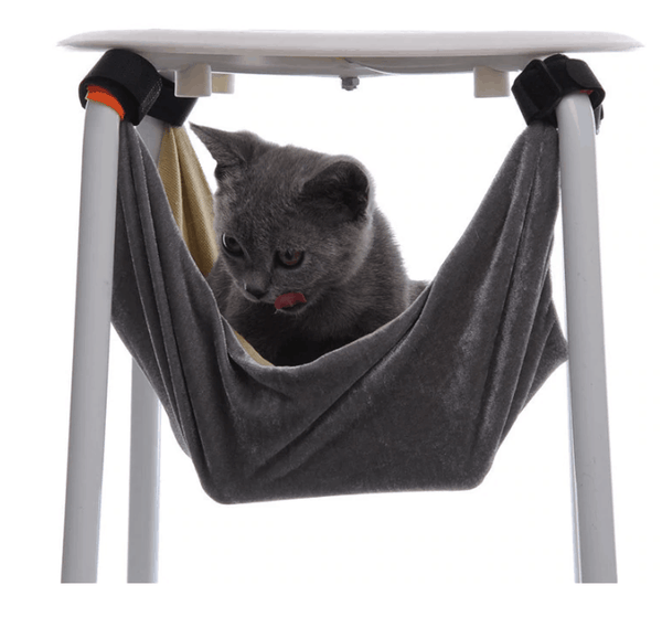 Cat Hammock | Turn your side table into a napping spot for your furry friend - EbazoneShop