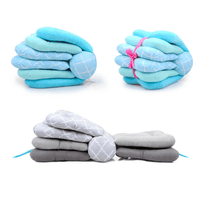 Nursing Pillow Adjustable Infant Feeding - Breastfeeding Couldn't Be Easier! - EbazoneShop