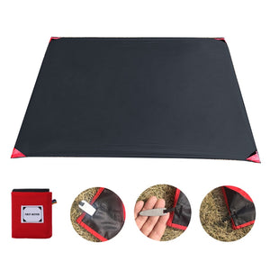 Portable Waterproof Pocket Mats Camping Folding Beach Picnic Blanket - EbazoneShop