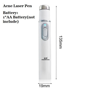 High Frequency Skin Rejuvenator Acne Spot Scar Remover Device Beauty - EbazoneShop