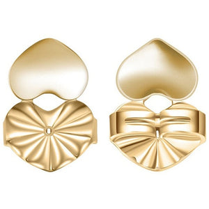 Earring Butterfly Backs Lifts Fits Set Gold Silver Color Jewelry Accessories - EbazoneShop