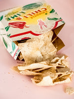 Load image into Gallery viewer, El Burro Chili and Lime Nacho Chips