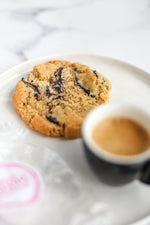 Load image into Gallery viewer, Salted Dark Chocolate Cookie