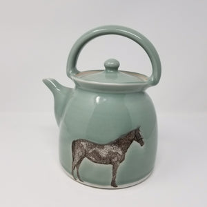 The Porcelain Tea Pot Horse
