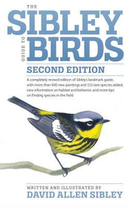 The Sibley Guide to Birds, Paperback 2nd edition