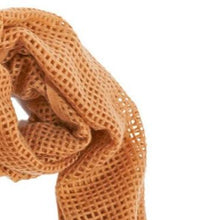Load image into Gallery viewer, Akari Cashmere Shawl in Apricot