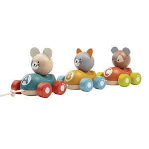 PlanToys Animal Train