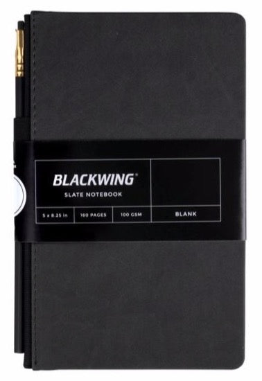 Blackwing Slate Notebook, Blank