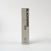Load image into Gallery viewer, Blackwing 602 Pencils Graphite 12 per box