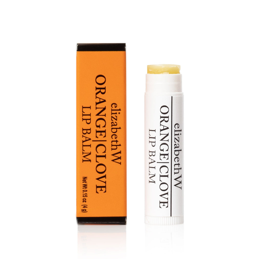 Orange Clove Lip Balm