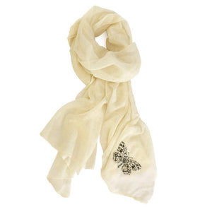Moth Cashmere Scarf