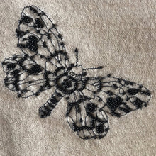 Load image into Gallery viewer, Moth Cashmere Scarf