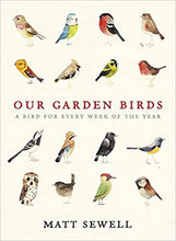 Load image into Gallery viewer, Our Garden Birds Book