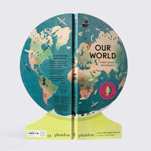 Load image into Gallery viewer, Our World: A First Book of Geography