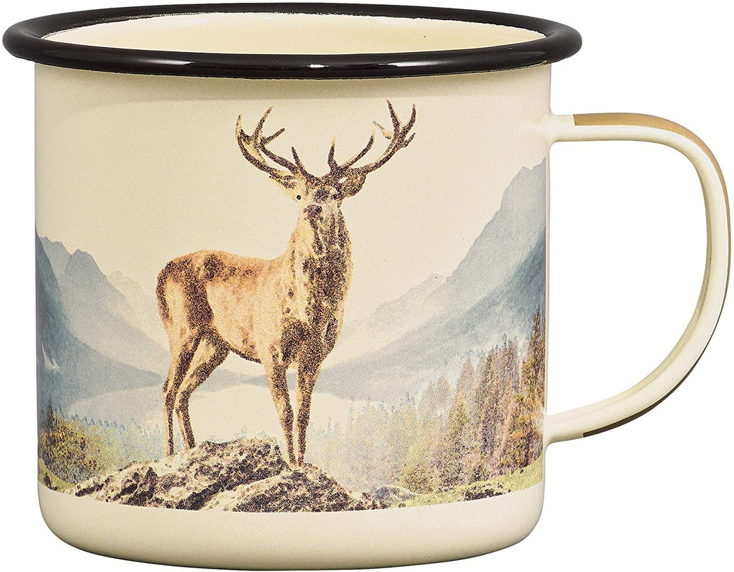 Outdoor Enamel Coffee Mug