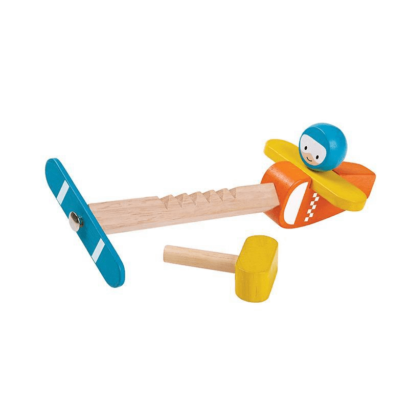 PlanToys Spin 'N Fly Airplane
