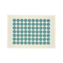 Load image into Gallery viewer, Pappelina of Sweden Fia Blanket in Turquoise